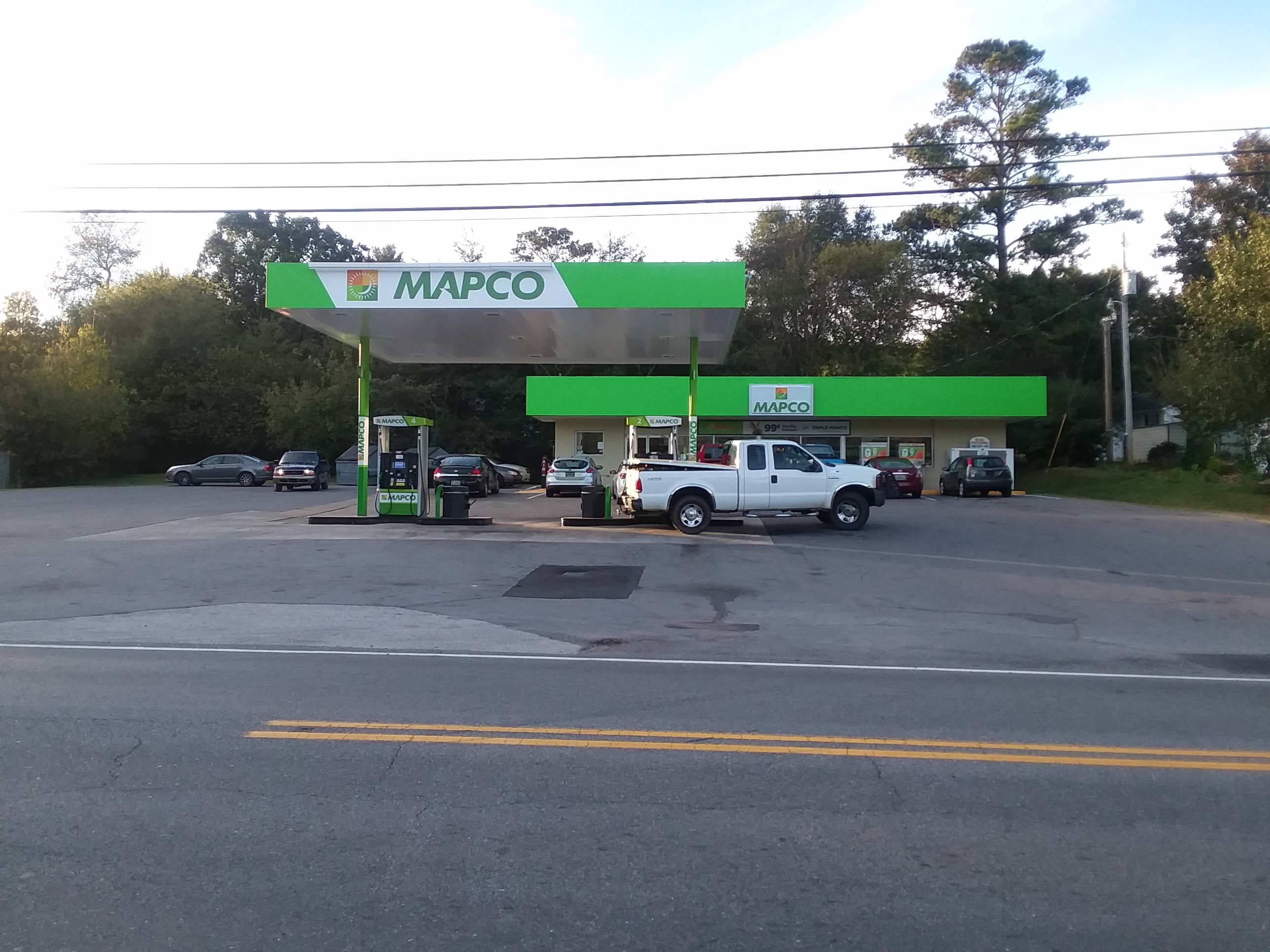 MAPCO Fort Payne (256)845-2002