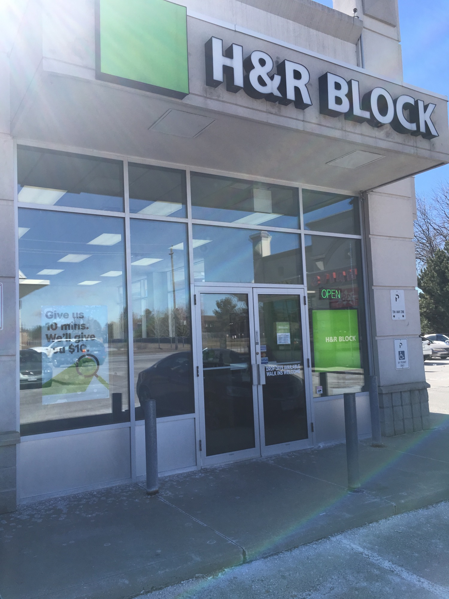 H&R Block Scarborough (416)291-2037