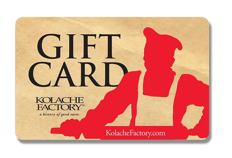 Gift Card - Kolache Factory